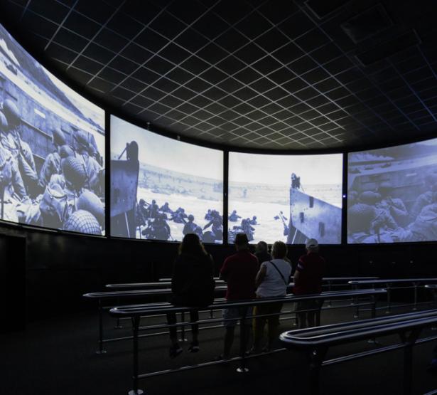 Le Cinéma Circulaire Arromanches 360