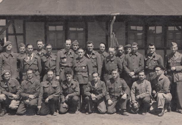 Prisonniers français au Stalag II A